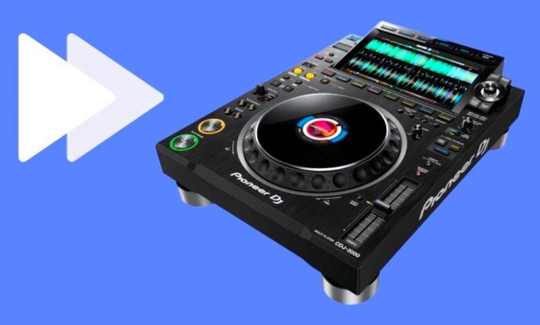 Serato DJ Pro integrará, a través de HID, al CDJ-3000 de Pioneer DJ